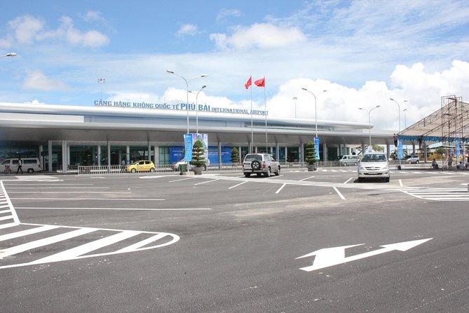 Hue Airport Transfer: Phu Bai Airport to Hotels