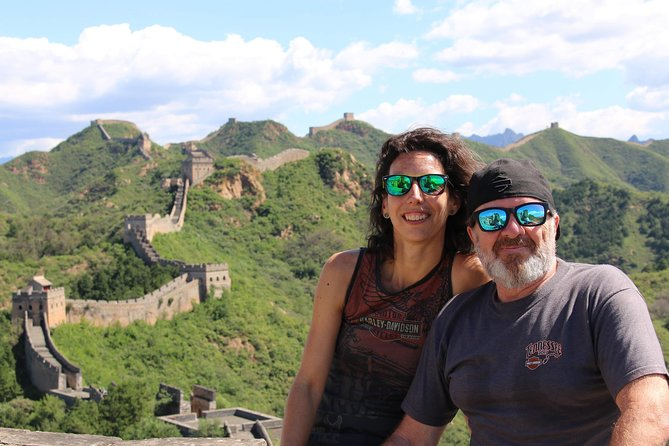 One-Day Private Great Wall Hiking Tour from Simatai West to Jinshanling