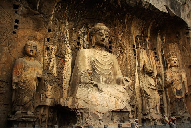 One day Luoyang Longmen Grottoes Tour from Xi'an