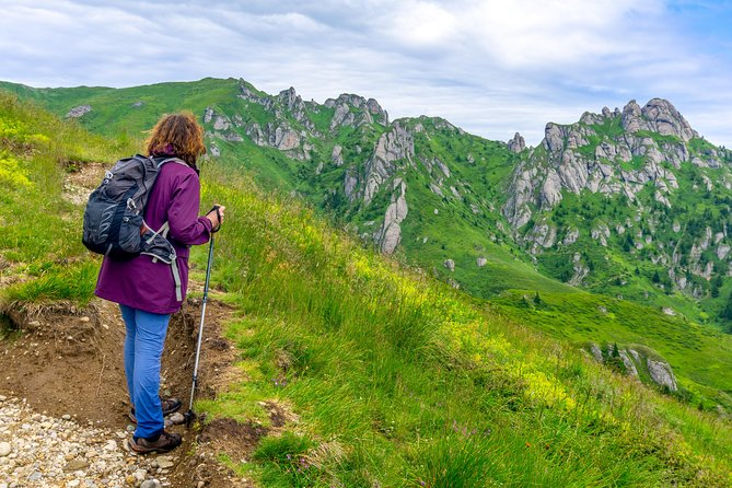 Small-Group Hiking Day Trip in Ciucas Mountains from Bucharest