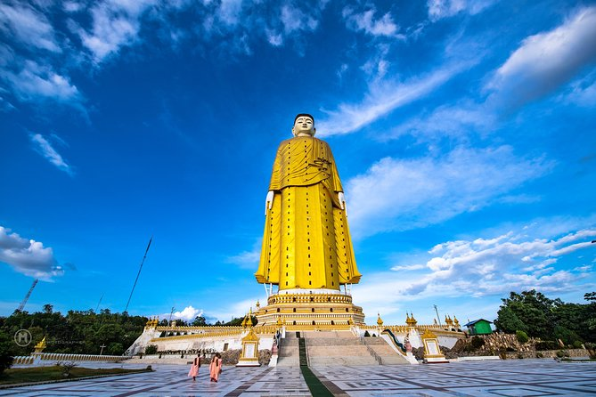 Private Day Adventure Trip to Monywa from Mandalay