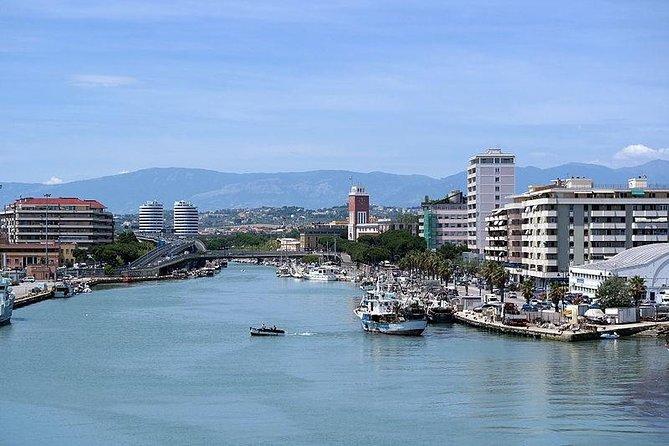 Private Transfer: Civitavecchia Port to Pescara or vice versa