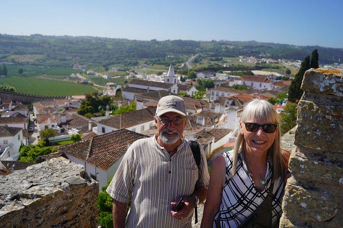 Óbidos, Nazaré, Alcobaça, Batalha and Fátima from Lisbon. Private Tour