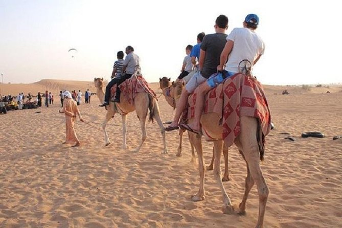 Combo From Dubai: Half-Day Abu Dhabi Grand Mosque Visit & Evening Desert Safari