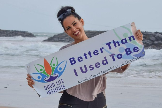 """Good Life Experience """"Better Than I Used To Be"""" (One Day Programme)"""