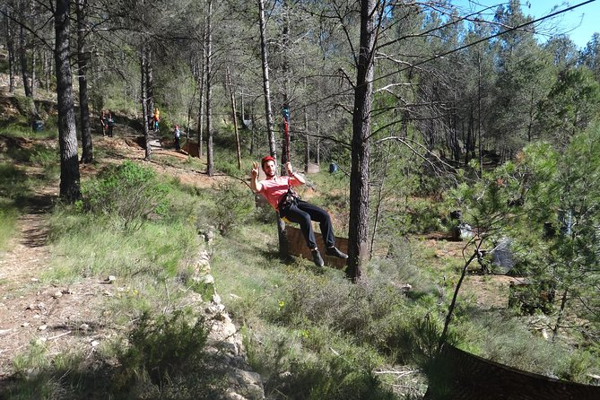 Adventure and Multiadventure Circuit, Ziplines, Paintball, Climbing