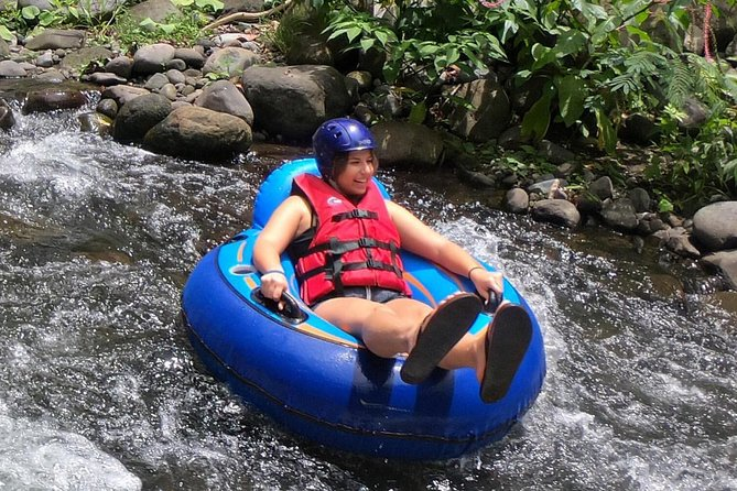 Majestic Rainforest River Tubing (with Bongkasa entrance)