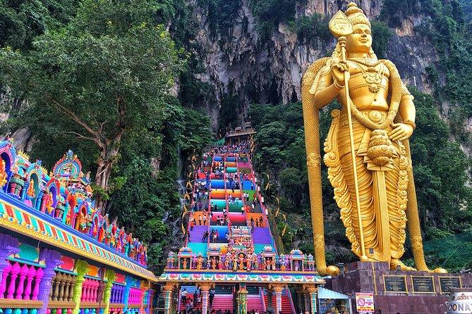 Countryside & Batu Caves Tour from Kuala Lumpur