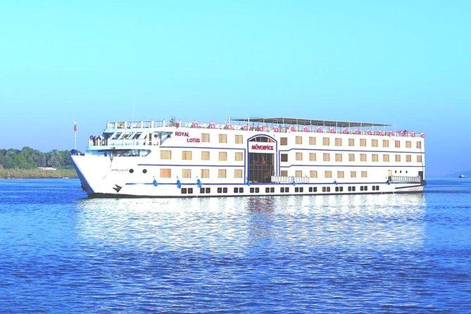 Mövenpick Royal Lotus Cruise at New Year