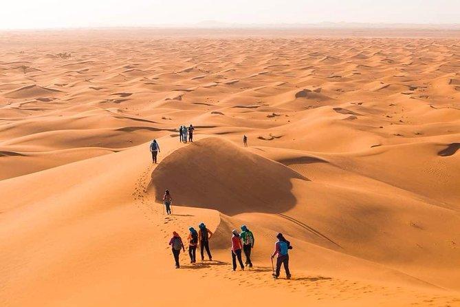 Marrakech to Fes 4 days Desert tour