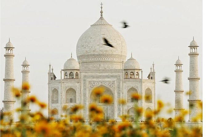 Overnight trip to Delhi and Agra