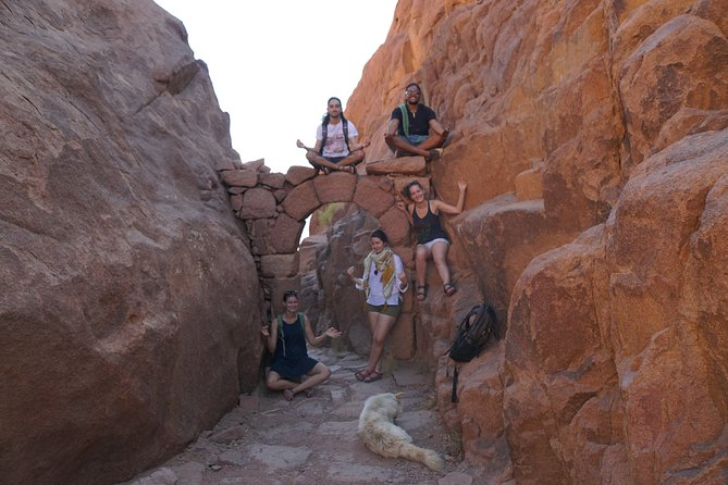 From Eilat: Sinai, St. Catherine & Red Sea 2-Day Tour