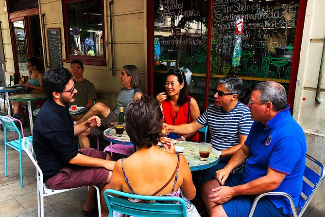 Tasty Barcelona Street Food Tour With Local Market Visit