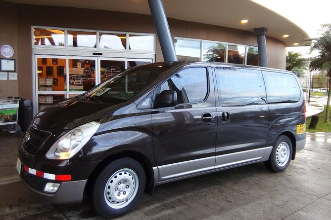 Transfer Juan Santamaria Airport to San Jose Hotels