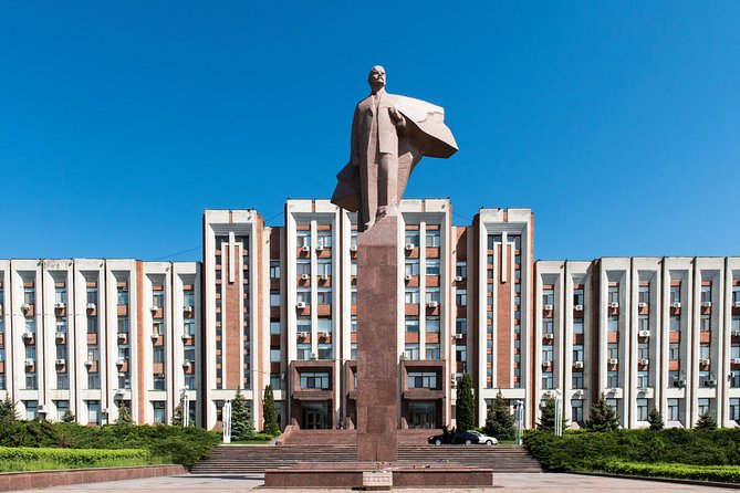 Return to the USSR - Excursion in Transnistria