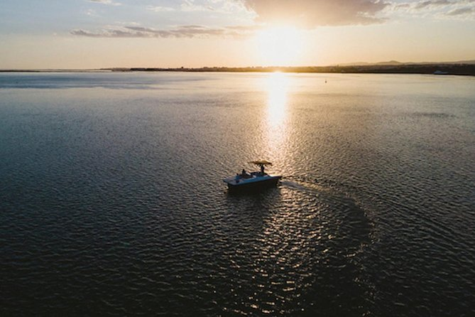 Sunset Boat Trip of Ria Formosa: an Eco-friendly Tour out from Faro