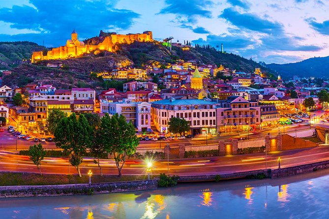 Private Tbilisi Sightseeing Tour With Guide