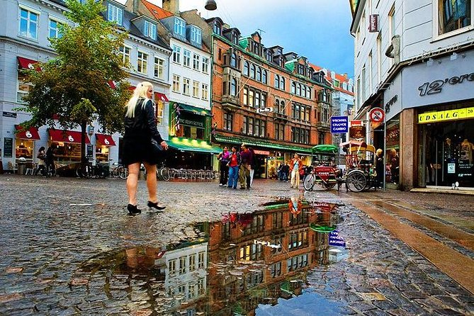 Mandrin-speaking guided private bike tour in Copenhagen(3 hours/private tour)