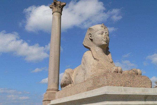 Roman Alexandria Day Tour From Cairo