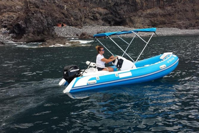 4-hour Boat Rental in Valle Gran Rey no licence required photo 7