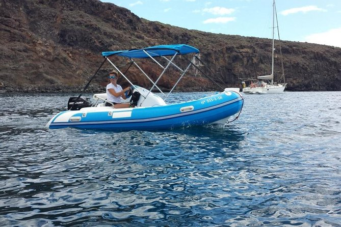 4-hour Boat Rental in Valle Gran Rey no licence required photo 6