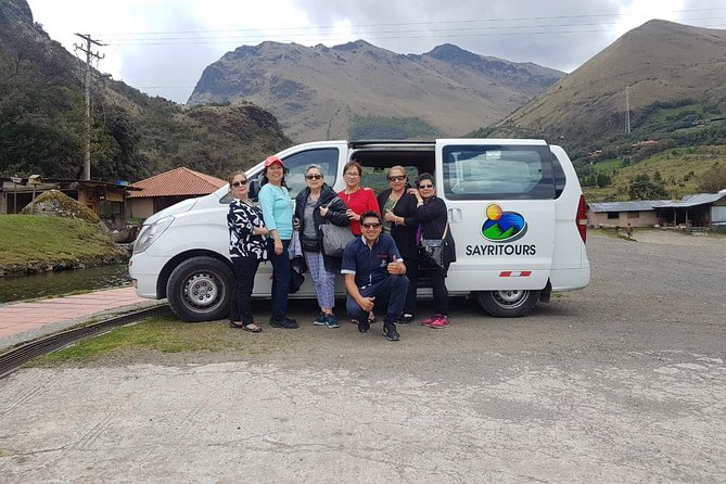 Transfer Cuenca - Guayaquil (or Vice versa) With Visit To Cajas National Park