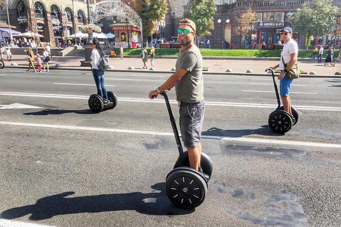 Segway Kyiv City Tour photo 1