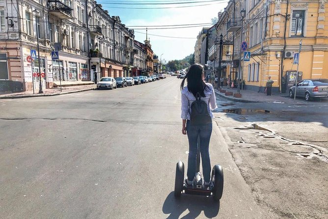 Segway Kyiv City Tour photo 9