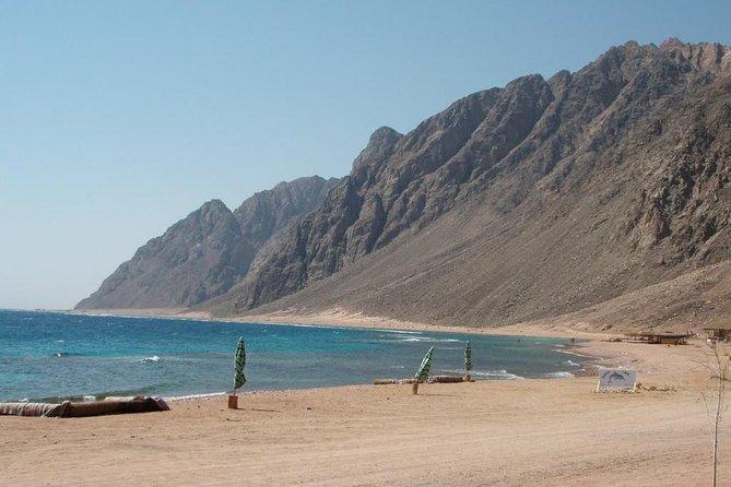 Three Pools National Park by Bus & Canyon & City Tour in Dahab - Sharm El Sheikh