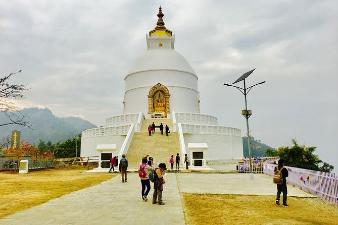 World Peace Stupa Day Hike From Pokhara photo 3