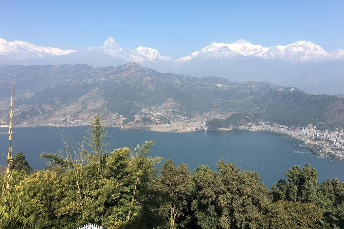 World Peace Stupa Day Hike From Pokhara photo 9