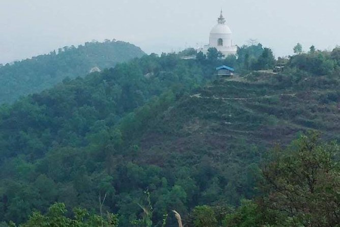 World Peace Stupa Day Hike From Pokhara photo 7