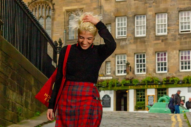 Edinburgh Private Photoshoot Experience