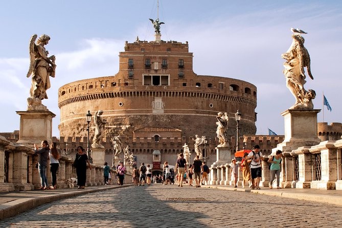 Best of Rome: Real Exclusive Chauffeured Private Tour - VIP Experience