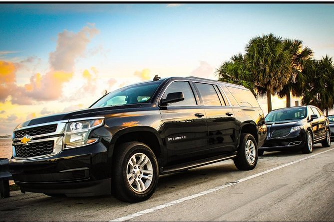 Luxury Airport Transfer from Miami International Airport