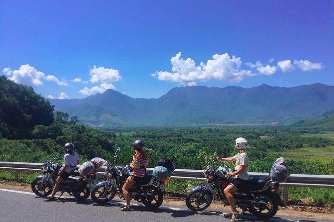 Motobike Tour (VISIT 6 Motobiketour PLACES)| Hoi An to Hue or Hue To Hoi An