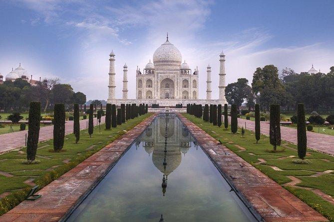 Taj Mahal Sunrise Tour from Agra Hotels/ Airport / Bus Stand / Railway Station photo 4