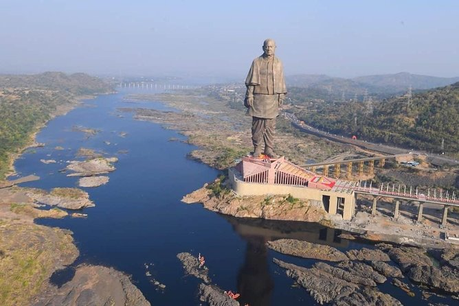 Statue of Unity Day Tour from Vadodara