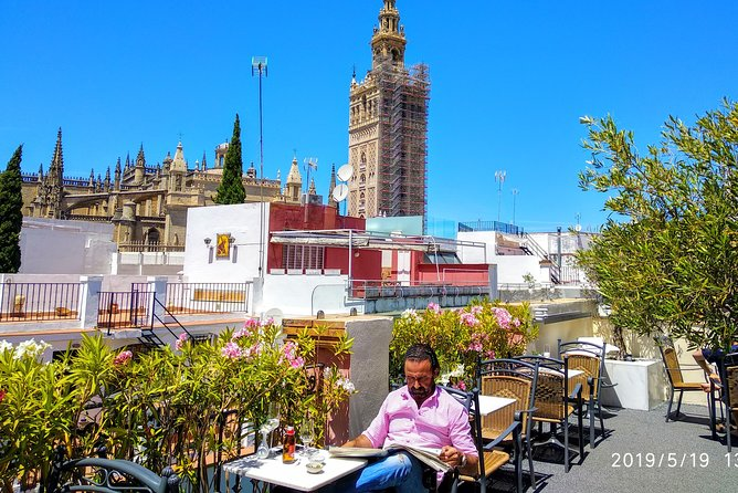 Seville and Giralda Cathedral