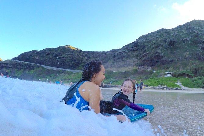 "Bodyboarding - One to One ""Private"" Lessons - Waikiki, Oahu"