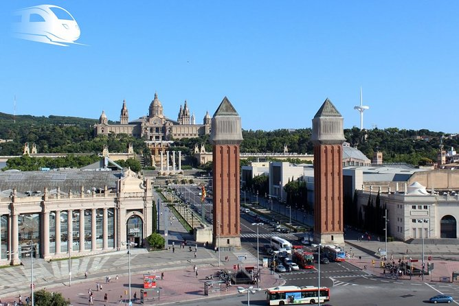 Discover Barcelona from Madrid by High Speed Train photo 1