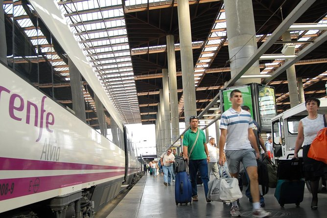 Discover Madrid from Barcelona by High Speed Train photo 9