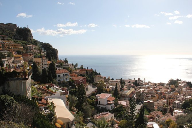 Etna and Taormina Private Tour from Catania
