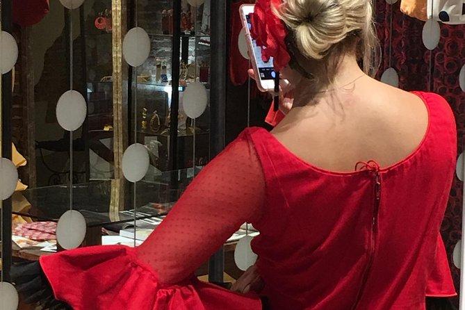 Dress up flamenco