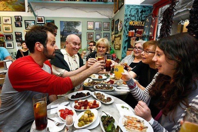 Gothic Quarter Tapas Tour with The Barcelona Taste