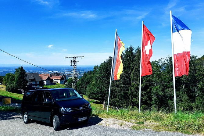 MY*GUiDE In&Around BLACK FOREST Unique & Exclusive 3-Country-Tour from Munich
