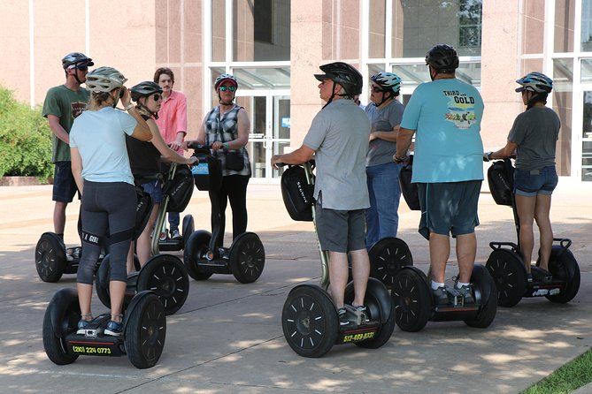 Domain Evening Segway Tour