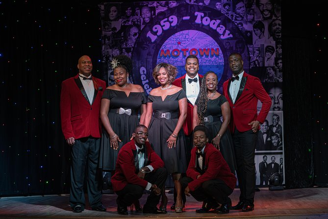 Motor City Musical – A Tribute to Motown