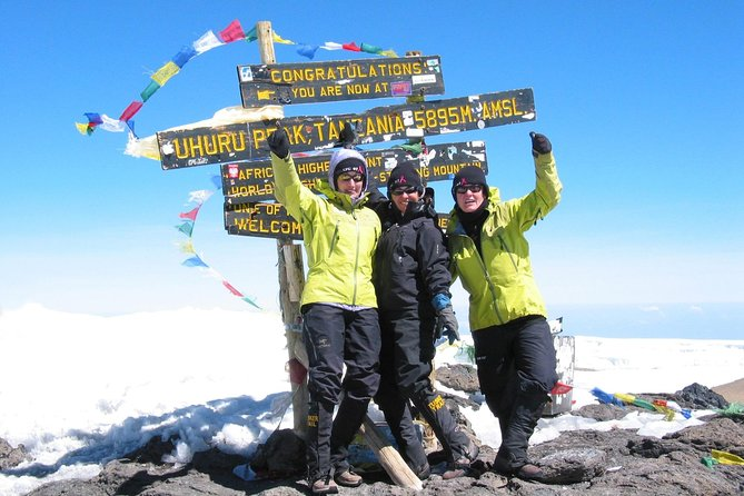 Kilimanjaro Climb | Classic Marangu Route | ™Tusker Trail 9 Day Premium Tour photo 6