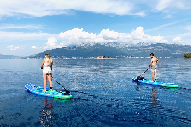 Stand-Up-Paddle Board At Bay Of Kotor From Tivat Or Kotor: Triphobo